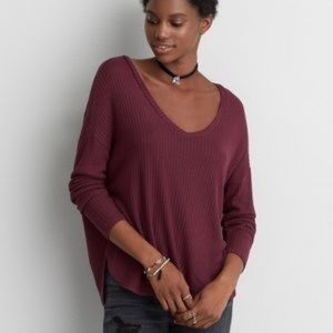 (4) Medium American Eagle Sweaters Bundle